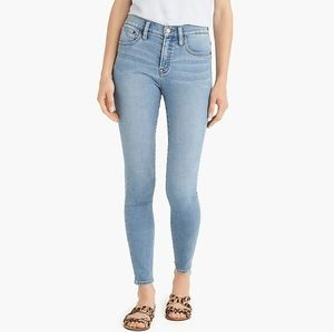 J Crew High Rise Toothpick Skinny Jeans 29 NWT
